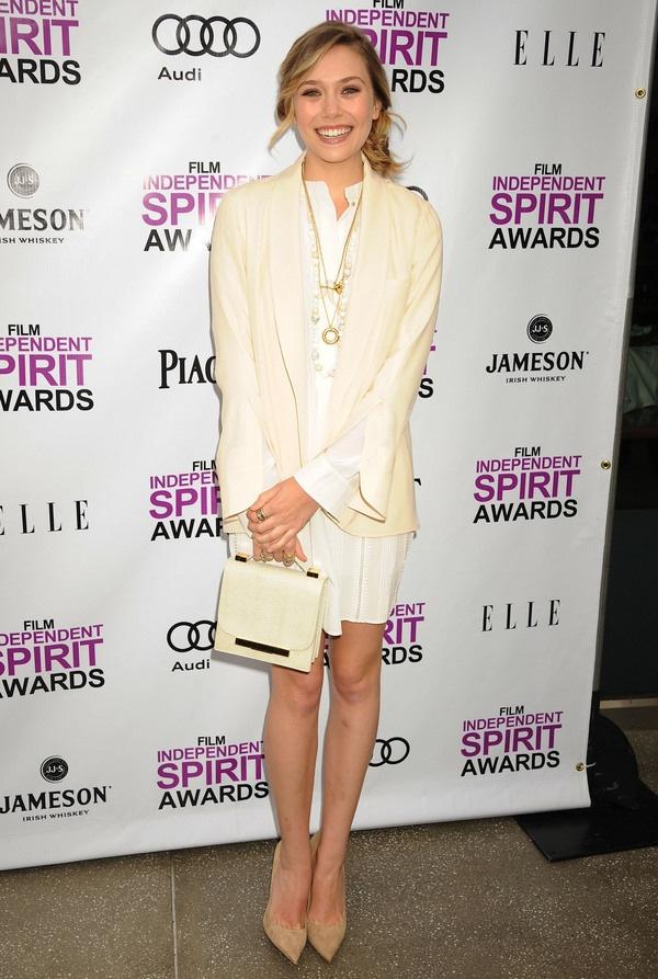 Elizabeth Olsen Style Style – Elizabeth Olsen