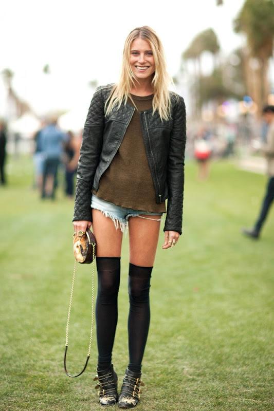 dree hemingway fashion spot