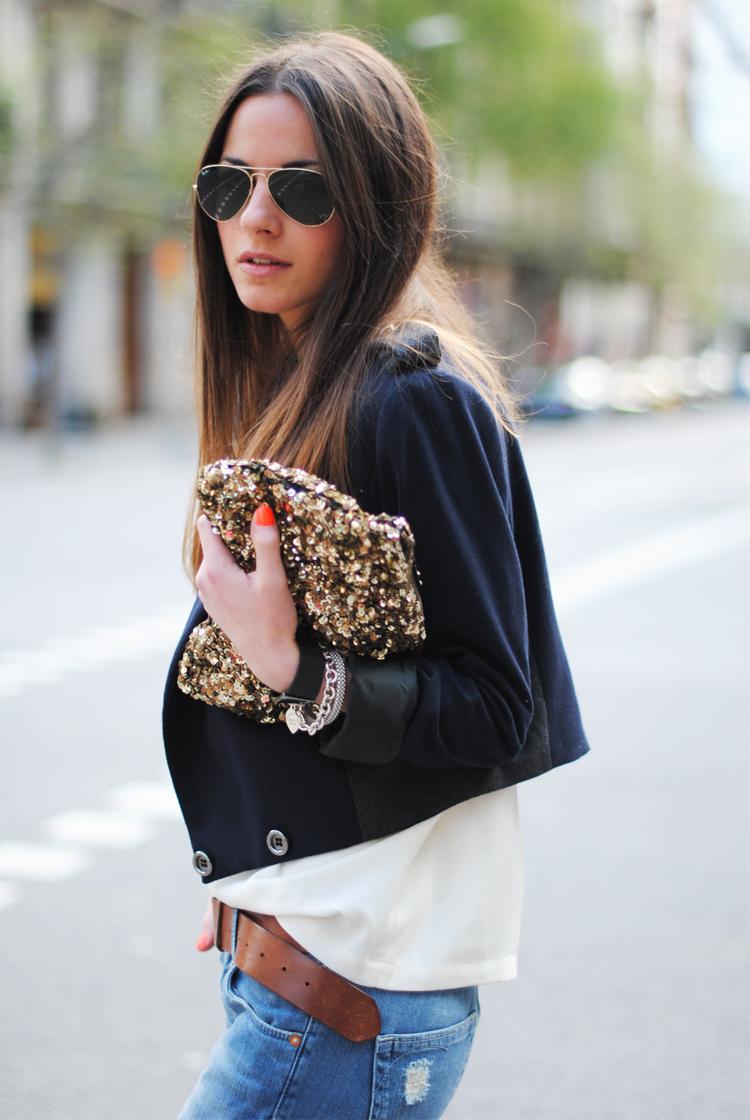 Streetstyle Zara Heels Amp Jeans Two Versions Belighter