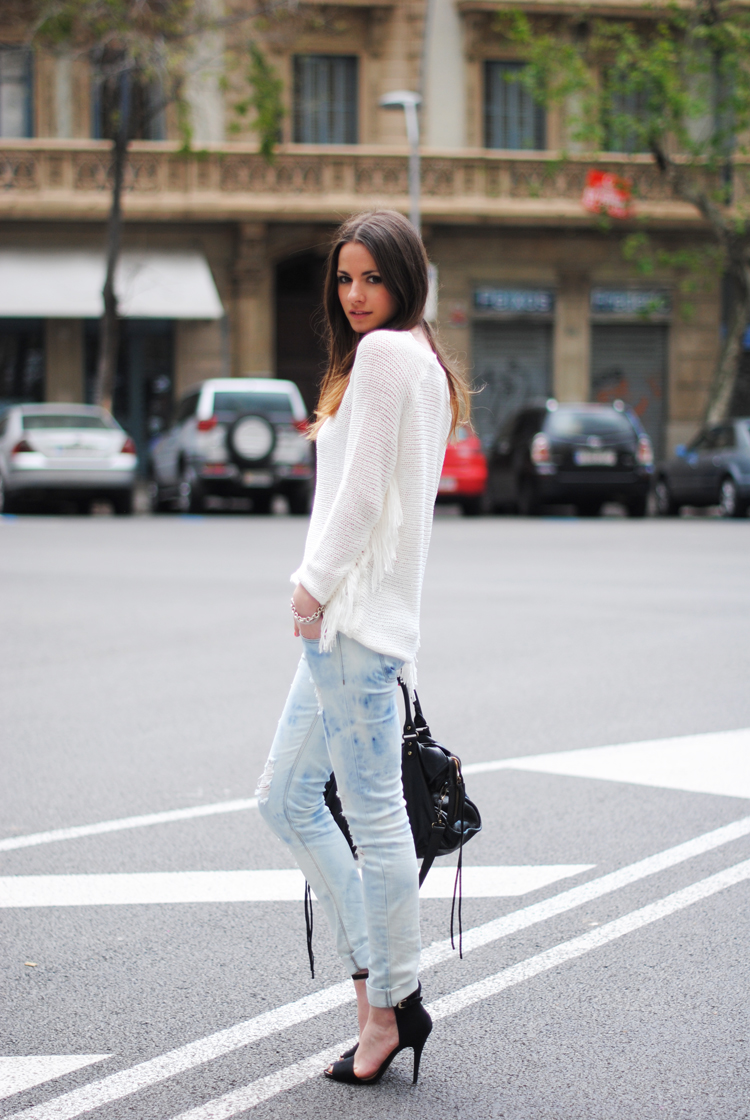 Boyfriend Jeans Belighter