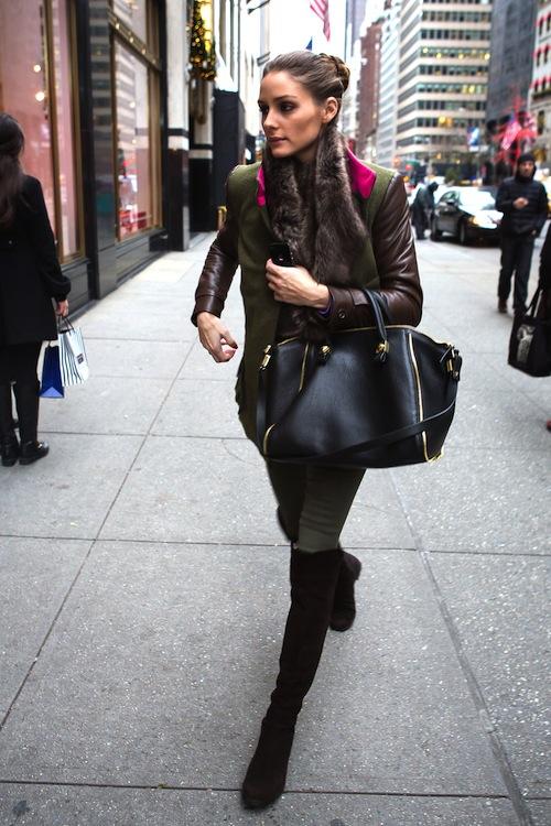 Street Style Olivia Palermo Belighter