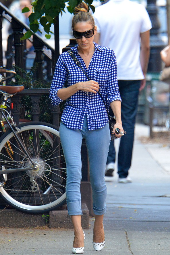 When was the last time you can remember that blue jeans were out of fashion? These pants have become an American icon, but how did they get that blue color in the first place?