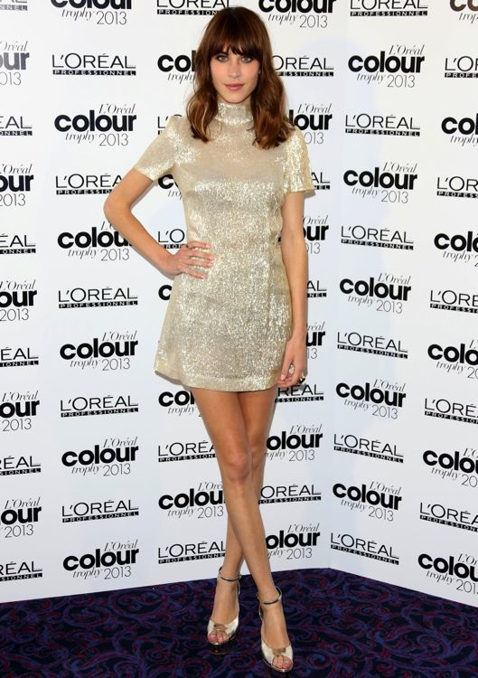 alexa-chung-loreal-colour-trophy-awards-2013-london