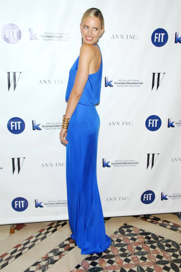 Karolina Kurkova The Fashion Institute of Technology Gala 2013-002