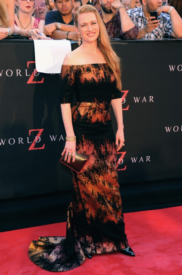 Mireille-Enos-J-Mendel-World-War-Z-New-York-Premiere
