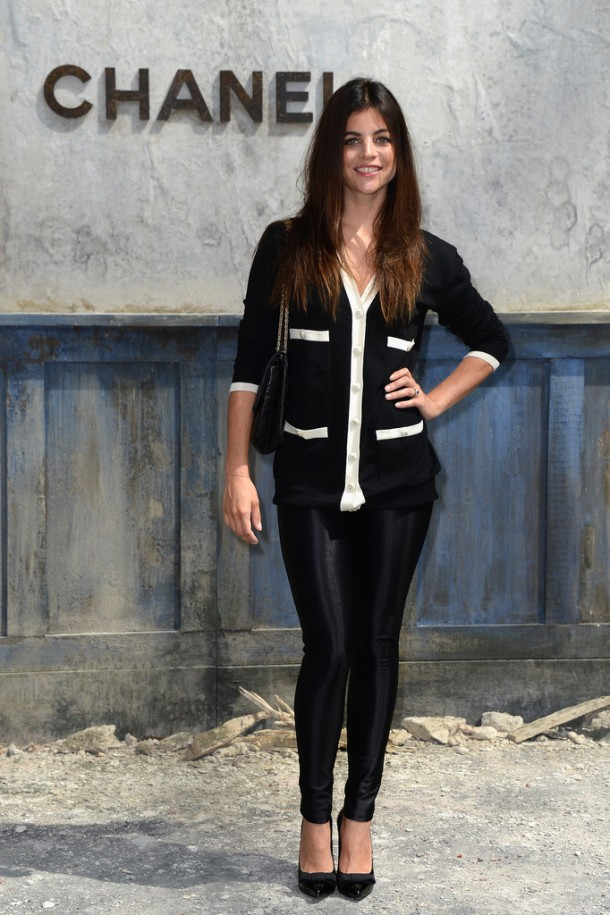 Julia-Restoin-Roitfeld-Chanel-Haute-Couture-Fall-2013-Front-Row-