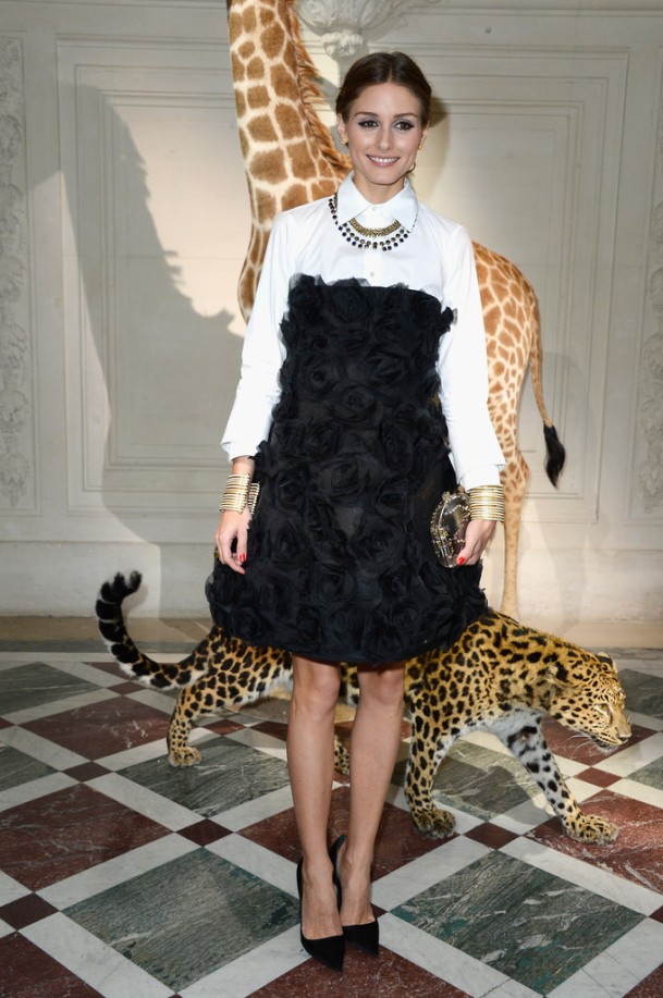 Miroslava-Duma-Olivia-Palermo-Valentino-Couture-Fall-2013-Front-Row-3