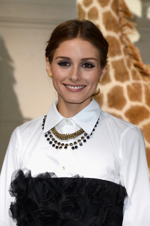 Miroslava-Duma-Olivia-Palermo-Valentino-Couture-Fall-2013-Front-Row-5