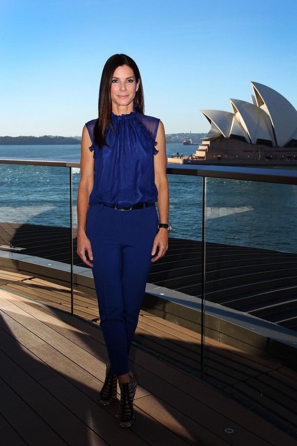 Sandra-Bullock-Wearing-Alberta-Ferretti-The-Heat-Sydney-Photo-Call-4