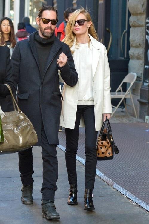 Street Style: Kate Bosworth & Michael - 111.2KB